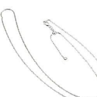 14k Gold Adjustable 1.40mm Fashion Chain - Product Image