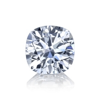 Antique Cushion Cut Loose Russian Cubic Zirconia - Product Image