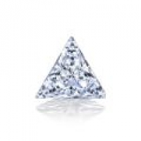 Trillion Cut Loose Russian Cubic Zirconia CZ Stone - Product Image